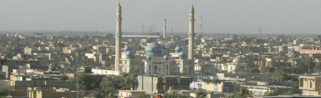 Falluja. Photo: August 2010