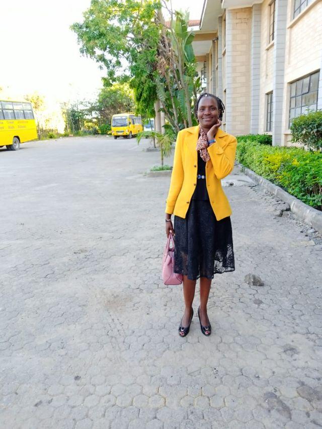 Caro Alikuwa anapokea jumbe za matusi kutoka kwa binamu yake ambaye alikua na urafiki wa kimapenzi na mume wake