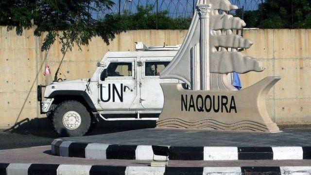 الجلسة الأولى من المحادثات عقدت في مقر بعثة الأمم المتحدة في الناقورة بوساطة أمريكية