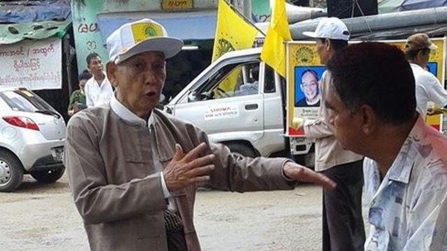 အစိုးရက လွှတ်တော်နဲ့ တပ်မတော် တို့နဲ့ ညီညီညွတ်ညွတ် ဆောင်ရွက်နေတာ တွေ့ရတယ်လို့ ဦးသုဝေက ပြောပါတယ်။