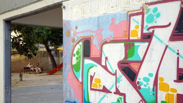 Viviendas sociales Antonio Rueda