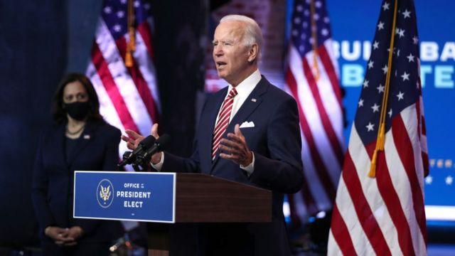 'Pipo fit die' as Trump no wan gree accept defeat - Joe Biden