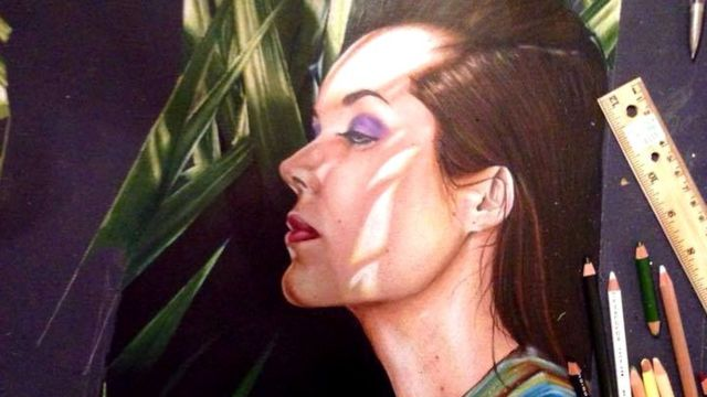 Teal Swan picture in progress