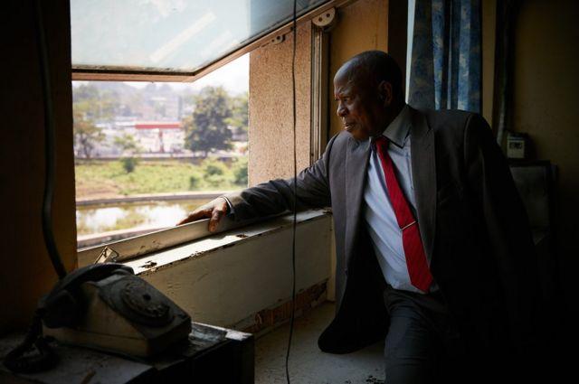 پیئرے سیلسٹے کبالا محمد علی کے تاریخی مقابلے کے وقت 27 سال کے ریڈیو صحافی تھے