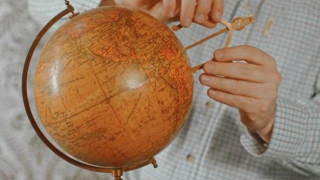 Midiendo la tierra