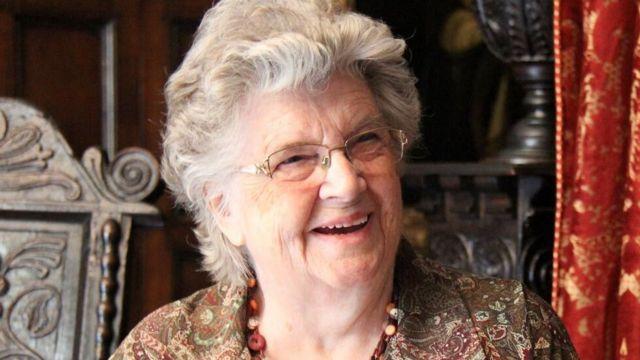 Helena Whitbread.