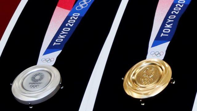 مدالهای المپیک ۲۰۲۰ توکیو