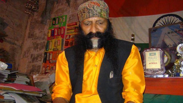 राजेंद्र तिवारी उर्फ़ दुकान जी