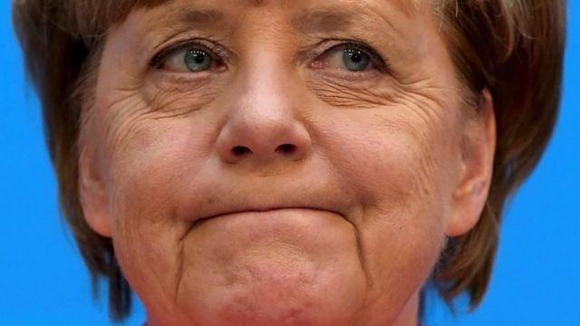 Angela Merkel ta zama Shugabar Gwamnatin Jamus a shekarar 2005