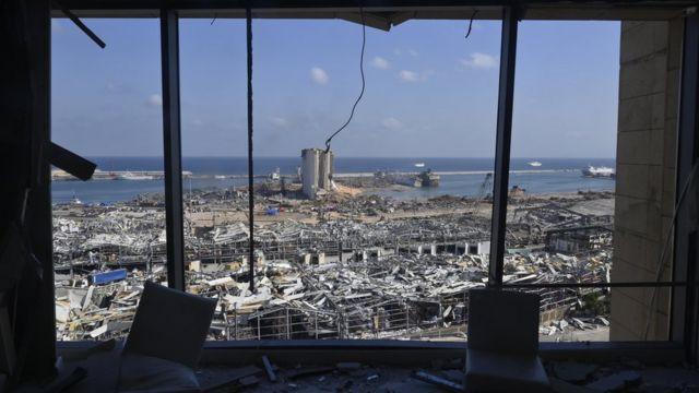 خرابههای بیروت