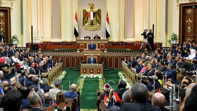 البرلمان شكل لجنة لدراسة مشروع القانون قبل إقراره