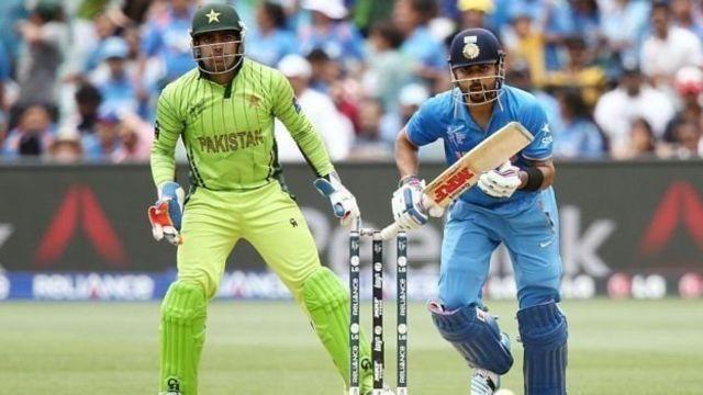 भारत और पाकिस्तान के खिलाड़ी