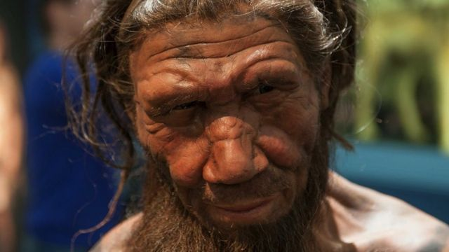 неандертальці