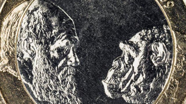 Darwin y mono