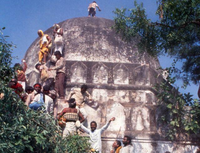 बाबरी मस्जिद, राम जन्मभूमि, सुप्रीम कोर्ट, अयोध्या विवाद