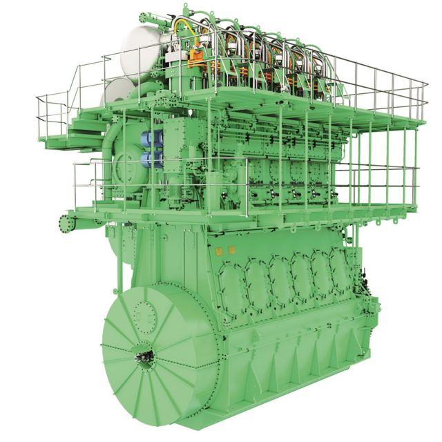 محرك غاز البترول السائل