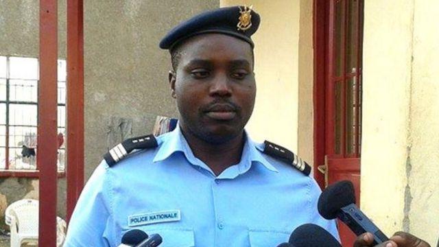 Umuvugizi w'igipolisi, Pierre Nkurkiye, avuga ko abvafashwe bari kubarizwa kuri zone Cibitoke