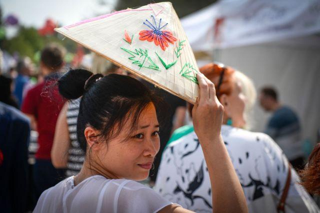 Người Việt Nam sinh sống tại Ba Lan