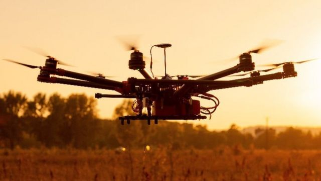 Police drone can be hacked with $40 kit, says researcher