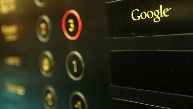 Ascensor de Google