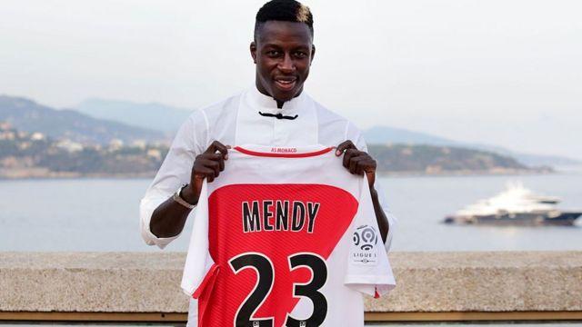 Benjamin Mendy était à l'AS Monaco depuis juin 2016.