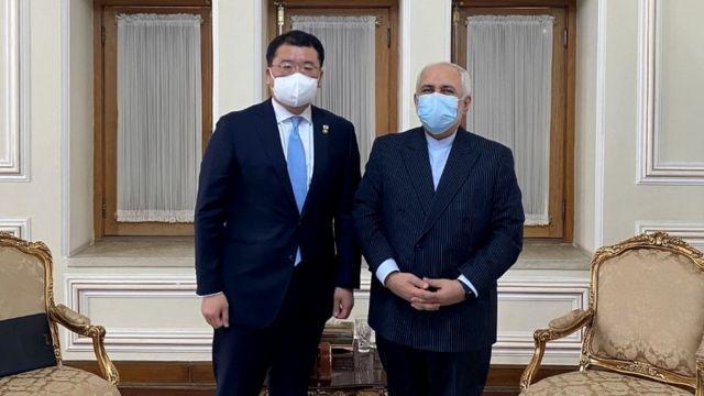 مذاکرات مقامهای کره جنوبی درایران بینتیجه بود