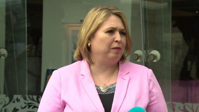 NI secretary Karen Bradley accused of 'delaying' abuse compensation