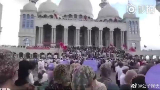 Weizhou mosque