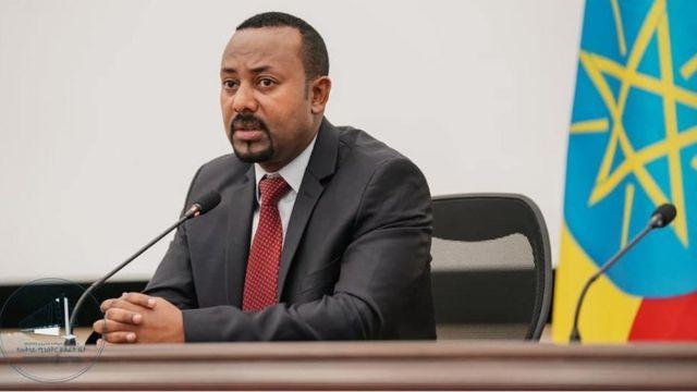 Ra'isal Wasaaraha Dr Abiy Axmed