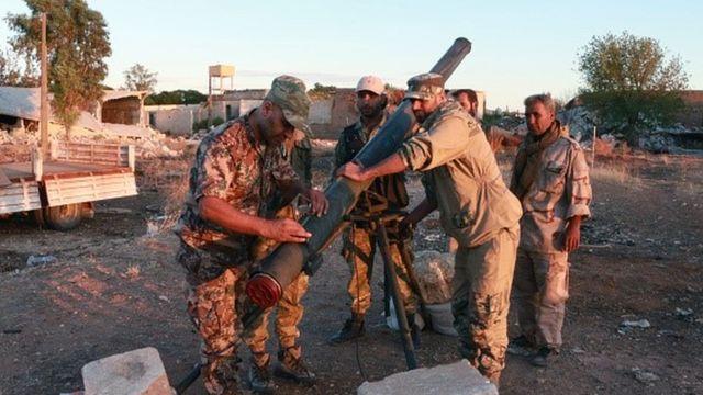 Suriye Türkmenleri