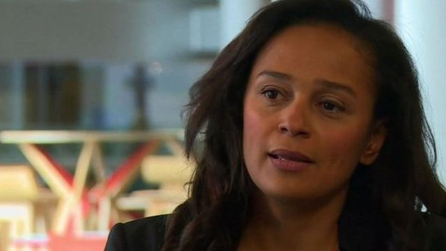 Angola's Isabel dos Santos named head of state oil company Sonangol