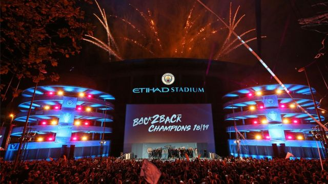 Premier League clubs 'fail to cash in on stadium rights'