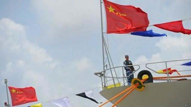 चीनी नौसेना