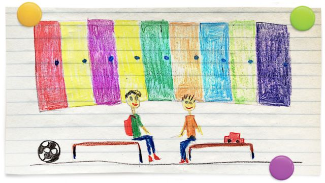 рисунок. детский сад