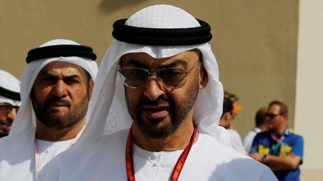 शेख अब्दुल्ला बिन अली अल-थानी