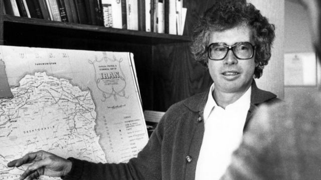 Ken Taylor when he was Canadian ambassador to Iran in 1980