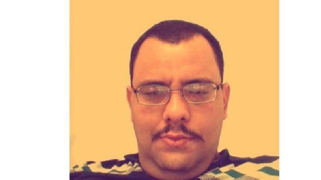 المدون الجزائري محمد تامالت