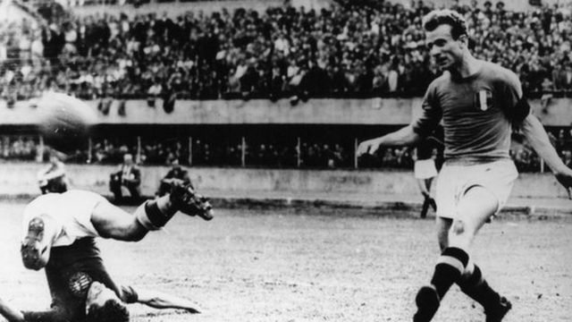 Valentino Macola je odigrao 12 utakmica za reprezentaciju Italije