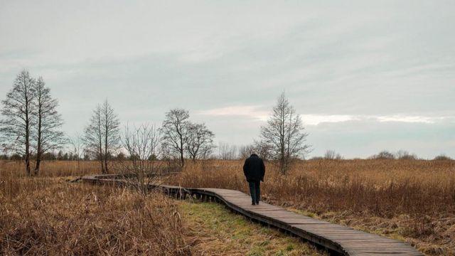 Латвия - неравномерно населенная страна