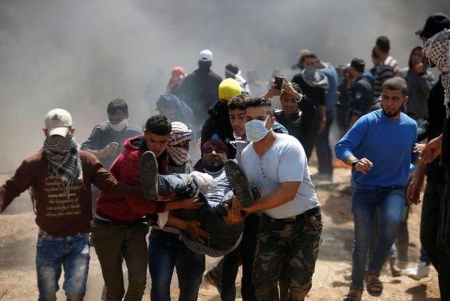 ارتش اسرائیل دستکم به سه نفر شلیک کرده است
