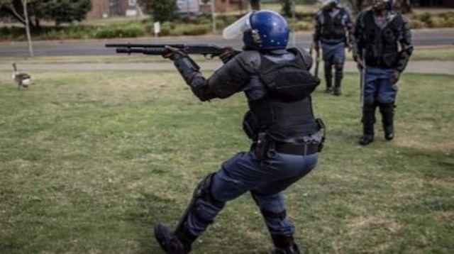 Inaripotiwa kuwa saba kati ya mauaji ya watu 10 yamefanywaana polisi.