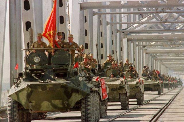 вывод войск СССР из Афганистана