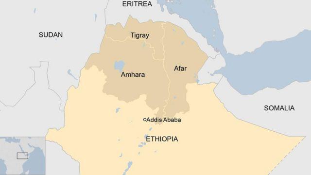 Ikarita ya Ethiopia
