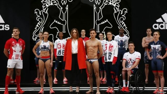 Team GB Rio 2016 Olympic Games kit launch