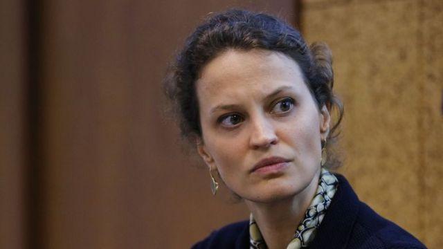 A presidente do IBGE Susana Guerra