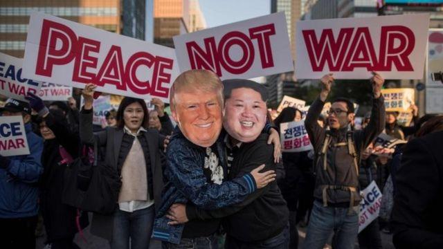 युद्ध के विरोध में प्रदर्शन