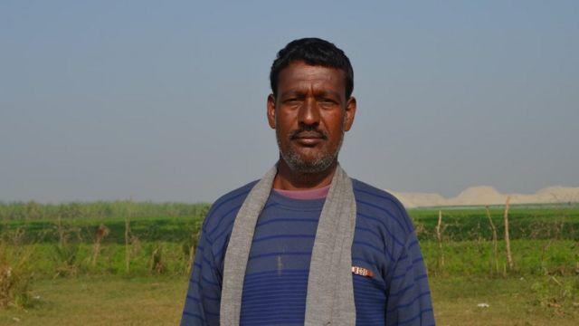 রূপপুর গ্রামের মজিবুর রহমান