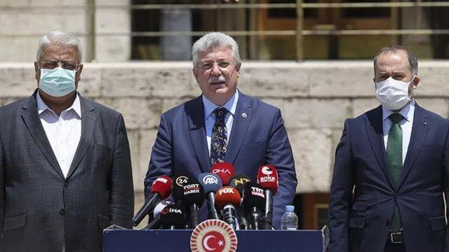 AKP Grup Başkanvekili Muhammet Emin Akbaşoğlu