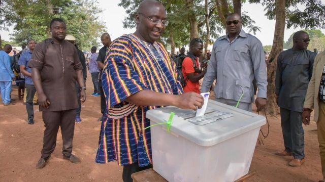 Ghana Referendum December 2018