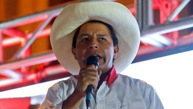 Quién es Pedro Castillo, el maestro de escuela y líder sindical de  izquierda que competirá por la presidencia de Perú - BBC News Mundo